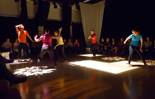 Theatre Engine Presents: Flash Mob, 2015 March 7-8, Dittmann Cen